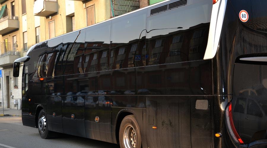 Noleggio bus con conducente