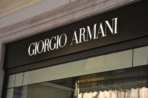 personal shopper giorgio armani