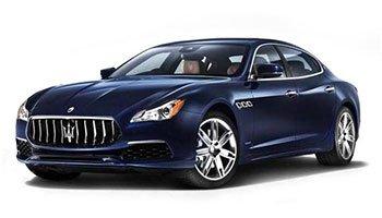 Maserati Quattroporte con conducente