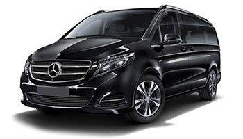 Mercedes Viano con conducente