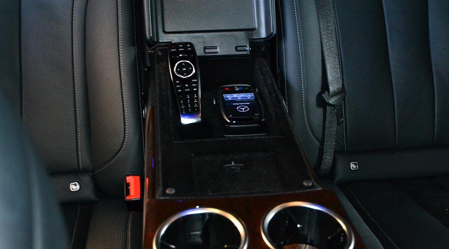 Mercedes S lunga a noleggio