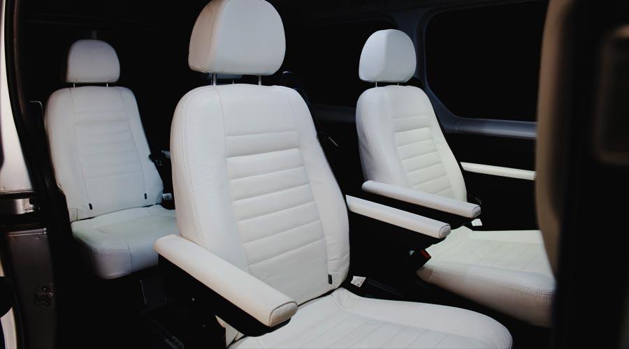 Noleggio con conducente Fiat Talento Luxury