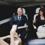 Fiat Talento Luxury a noleggio con conducente