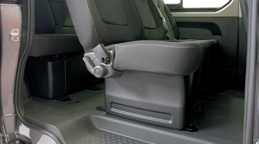 Fiat Talento a noleggio con conducente